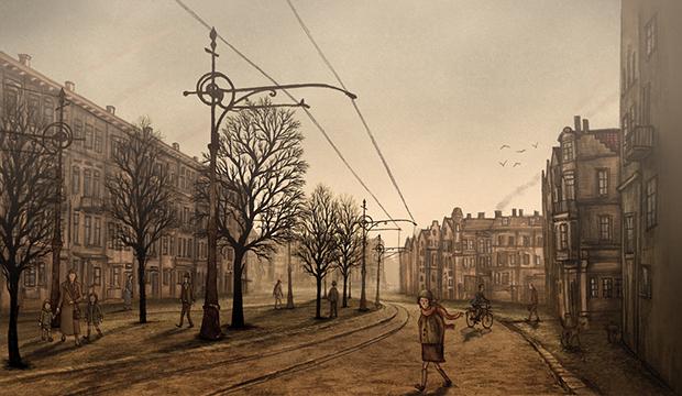 Toen Ik Overstak - 1e middellandstraat (Rotterdam)